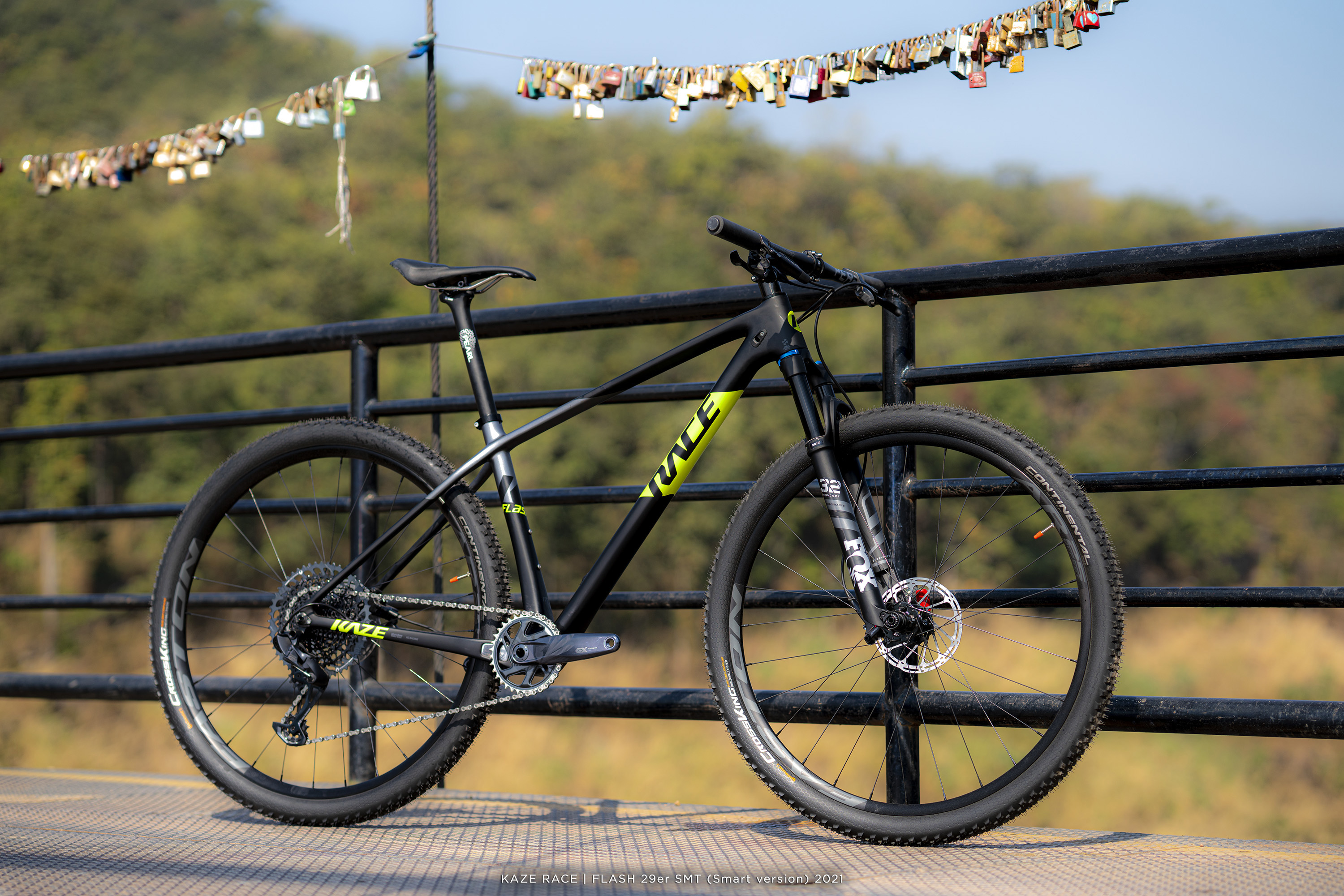 KAZE RACE - Flash 29er, Our carbon mountain bike. Made to be the best for you ..