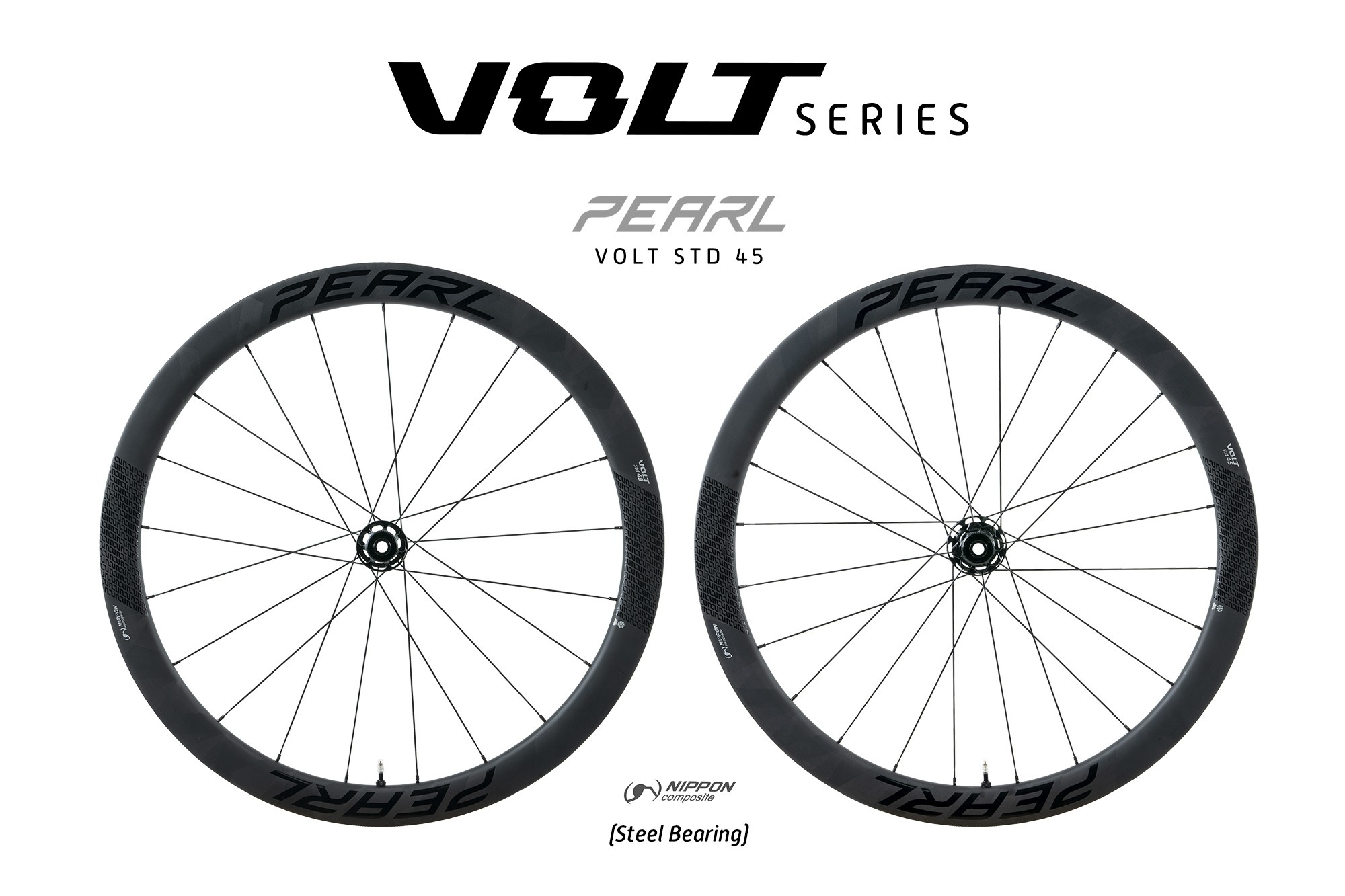 PEARL | VOLT Series VOLT 45 Disc (Steel Bearings)