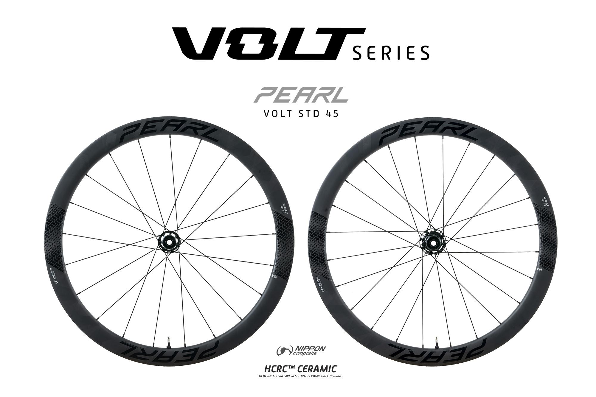 PEARL | VOLT Series VOLT 45 Disc (HCRC Ceramic Bearing)