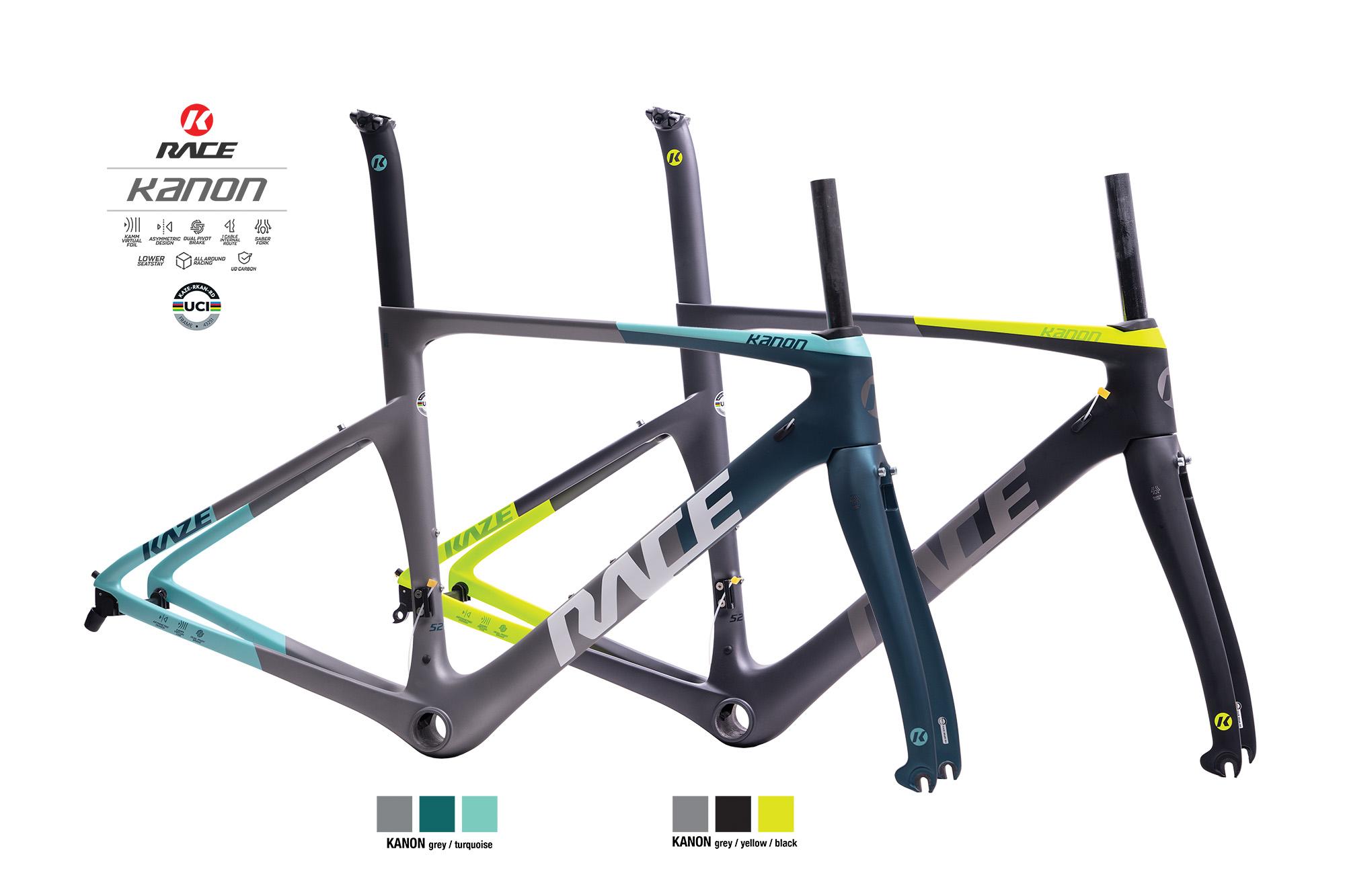 KAZE RACE | KANON (Frame set) Direct Mount