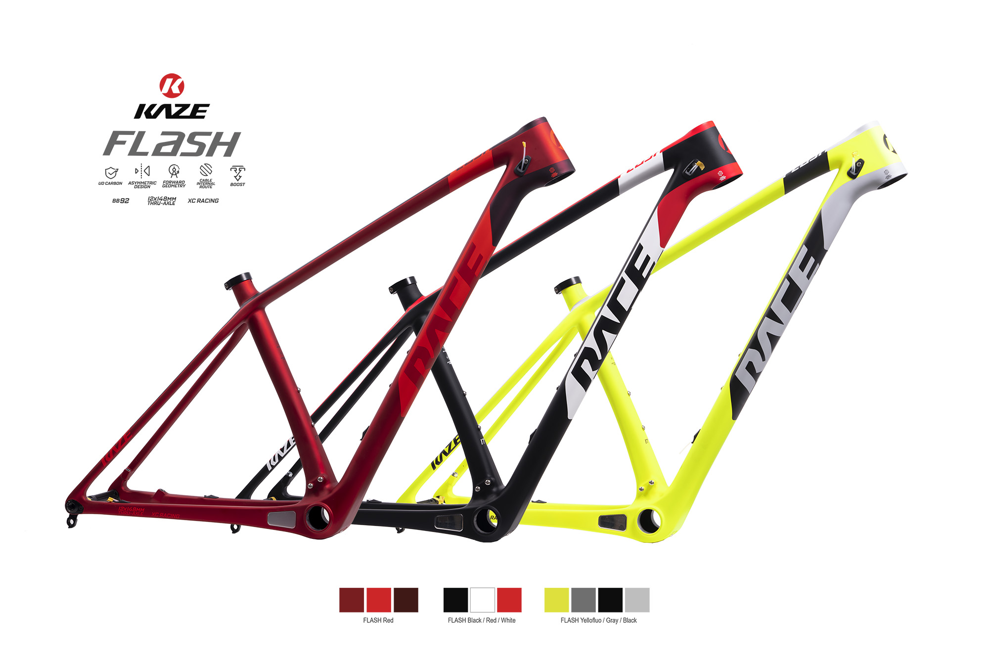 KAZE RACE | Flash (Frame set)