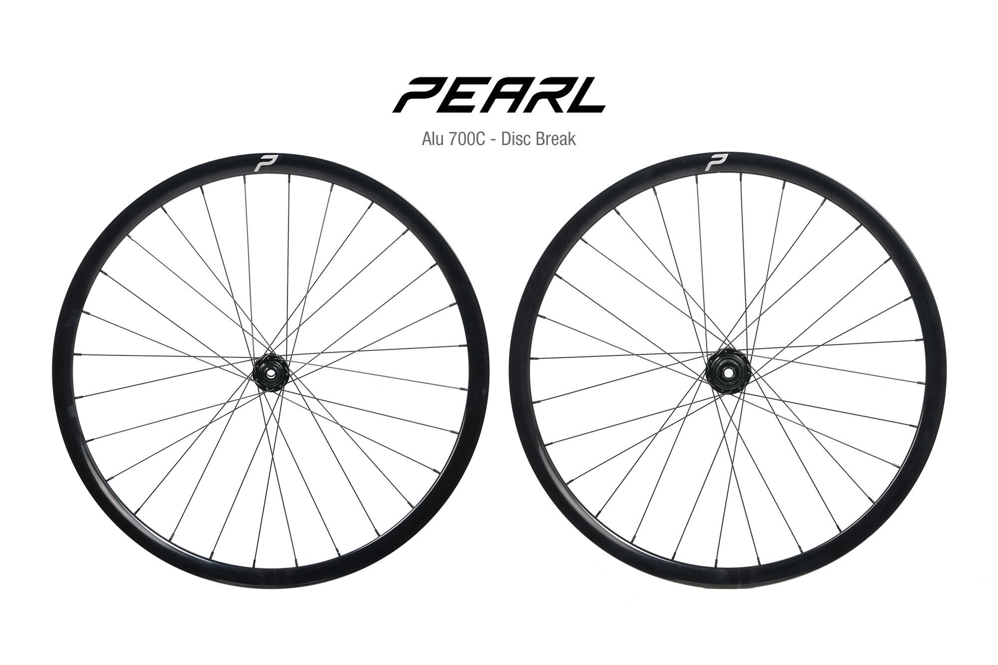PEARL | Alloy Superlight Road Disc Wheelset