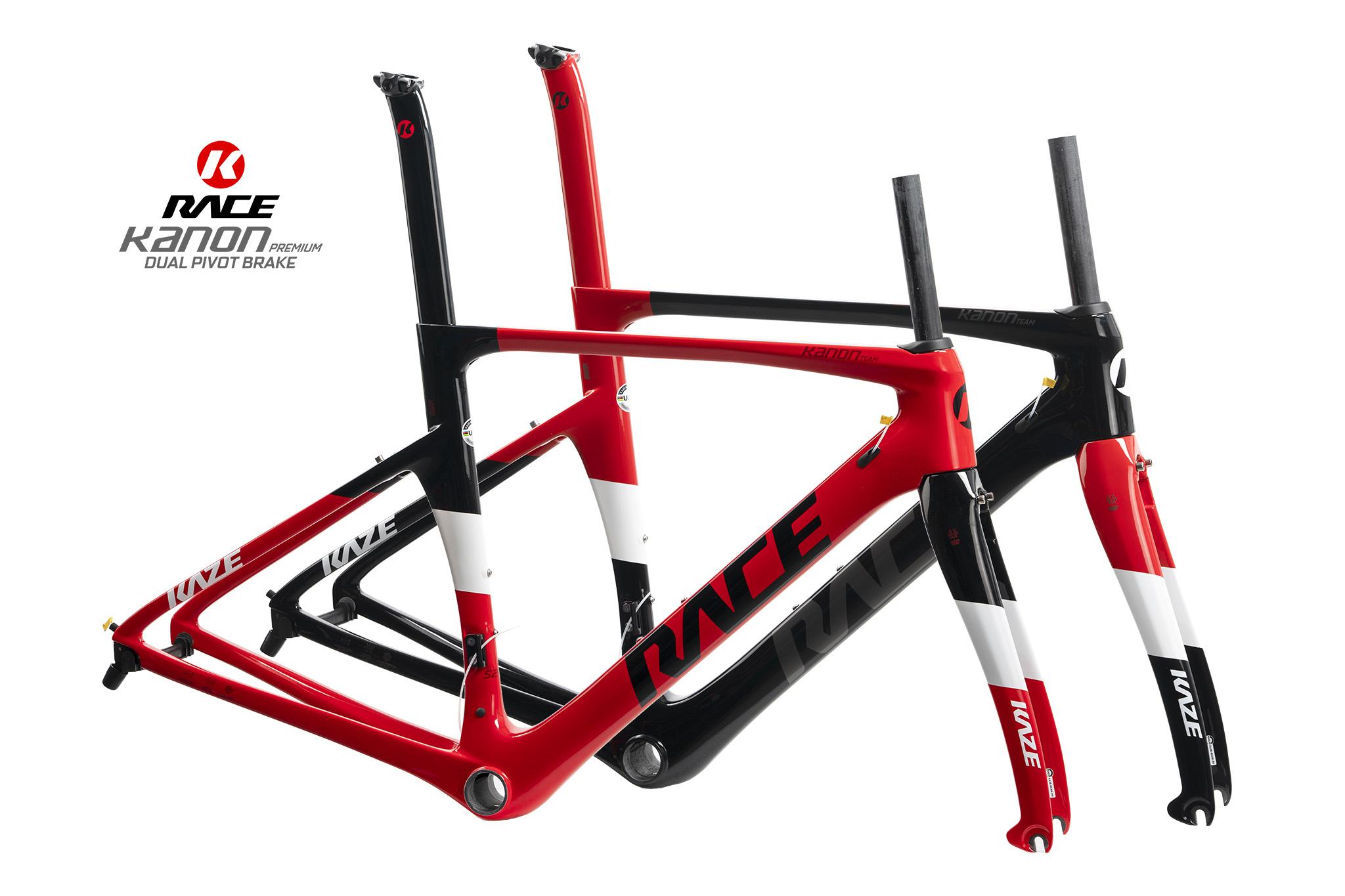 KAZE RACE | KANON Team (Frame set) Direct mount